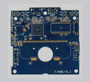 electronics 4L immersion gold epoxy resin OSP PCB board  pcb factory