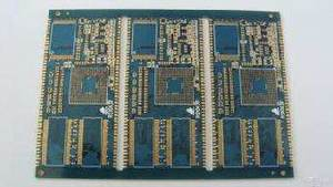 electronics 4L BGA 3.5-3mil immersion gold Unbalance copper board suppliers