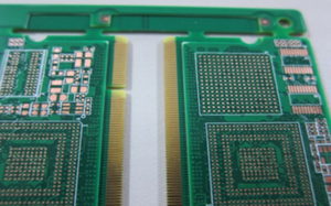 local manufacturer 8L gold-finger step circuit board expert