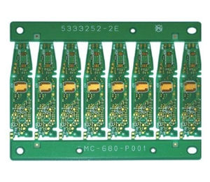 4L 3-3mil The medical thermometer motherboard