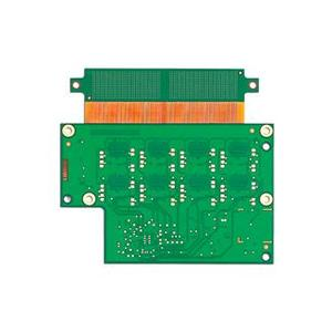 universal 10L min-hole0.1mm immersion gold rigid-flex board expert