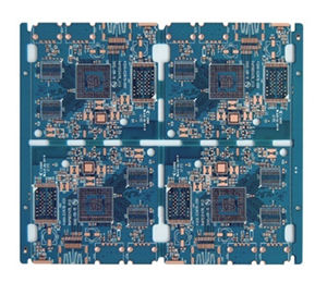 6L blue Metal core board