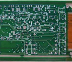 rigid-flex pcb rigid thickness 1.6mm-flex