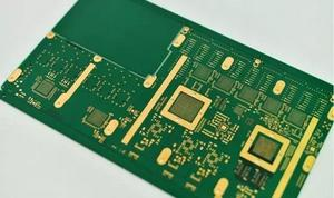 fabrication 6L Green rogers-Arlon immersion gold PCB pcb manufacturer