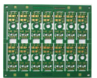 Embedded circuit board