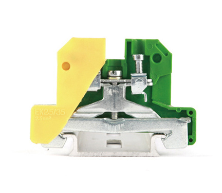 JEK2.5/35 ground terminal block