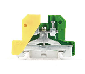 China wholesale perfect ground terminal blocks customization Manufacturer