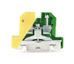 wholesale european standard DIN RAIL terminal blocks  customization Manufacturer