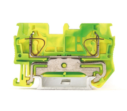 JST4-PE Green Sping Terminal Blocks