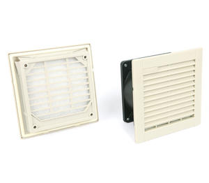 wholesale high quality cabinet ventilation fan filter customization Manufacturer