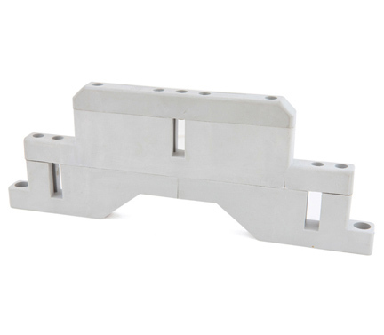 SUA White Busbar Holder