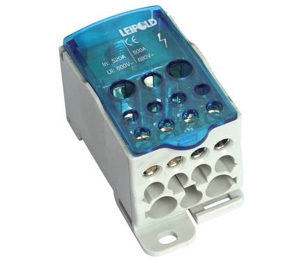 UKK 500A Distribution blocks