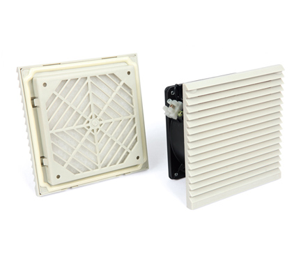FKL6622 Panel Kipas Ventilasi Pendinginan Filter