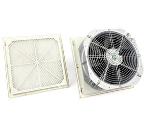 China wholesale high quality Grey Fan Filter customization Manufacturer