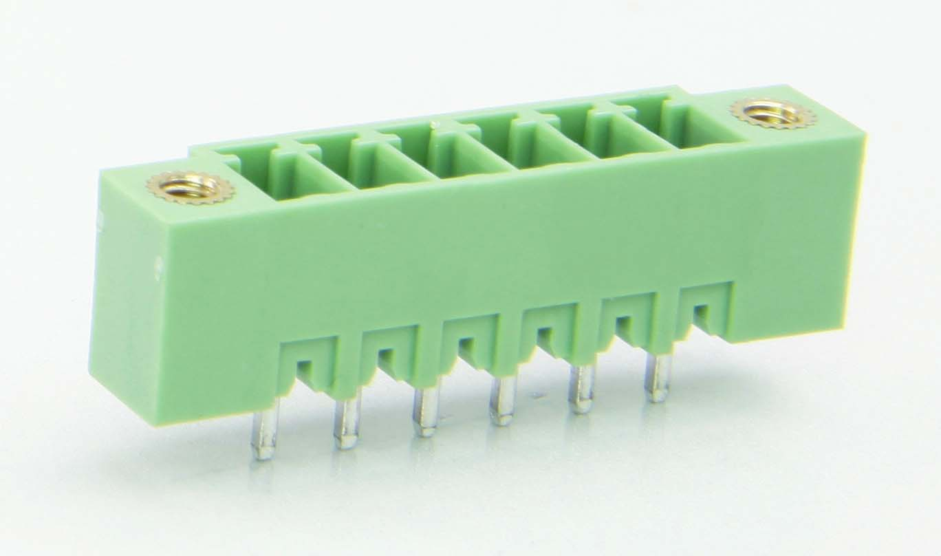 15ELPVM-3.81 PCB 6 Pin Connector