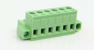 LEIPOLE Electric  Insulating Material PCB Din Connector