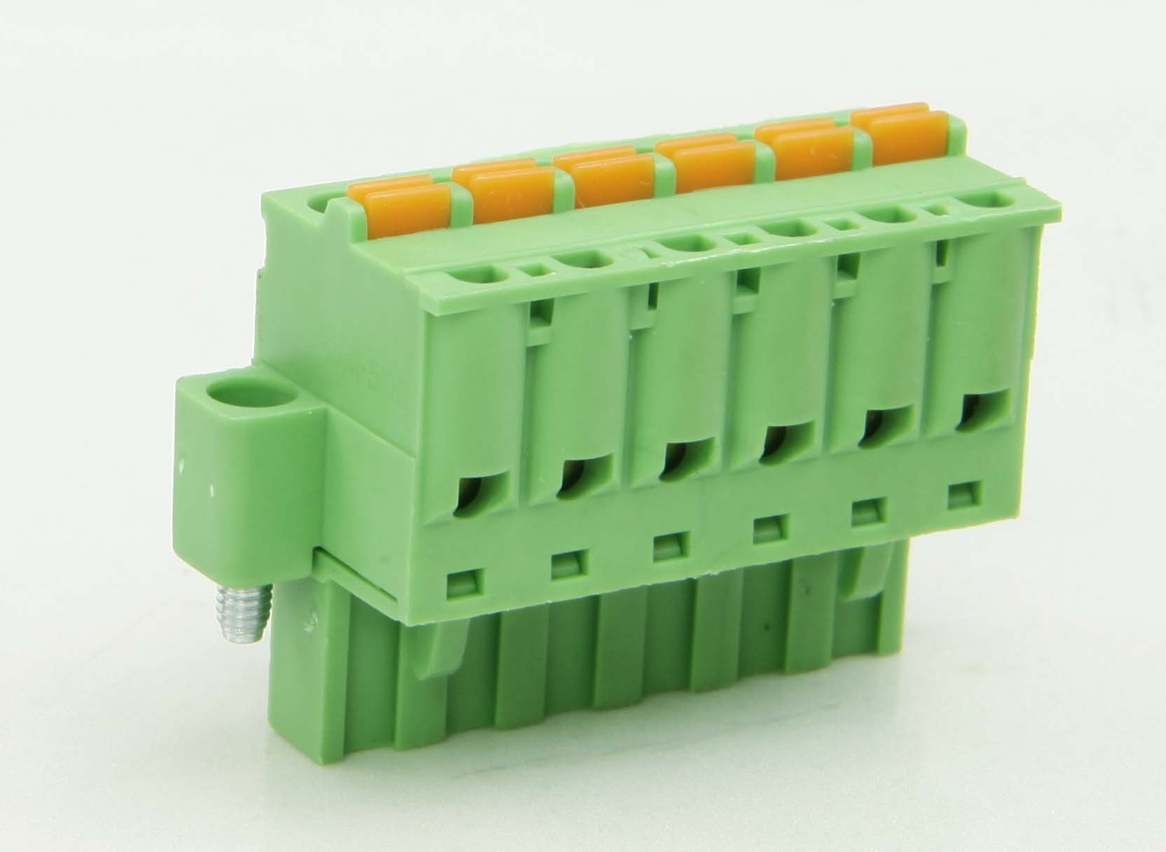 2ELPKDM-5.08 Terminal Block Wire Connector
