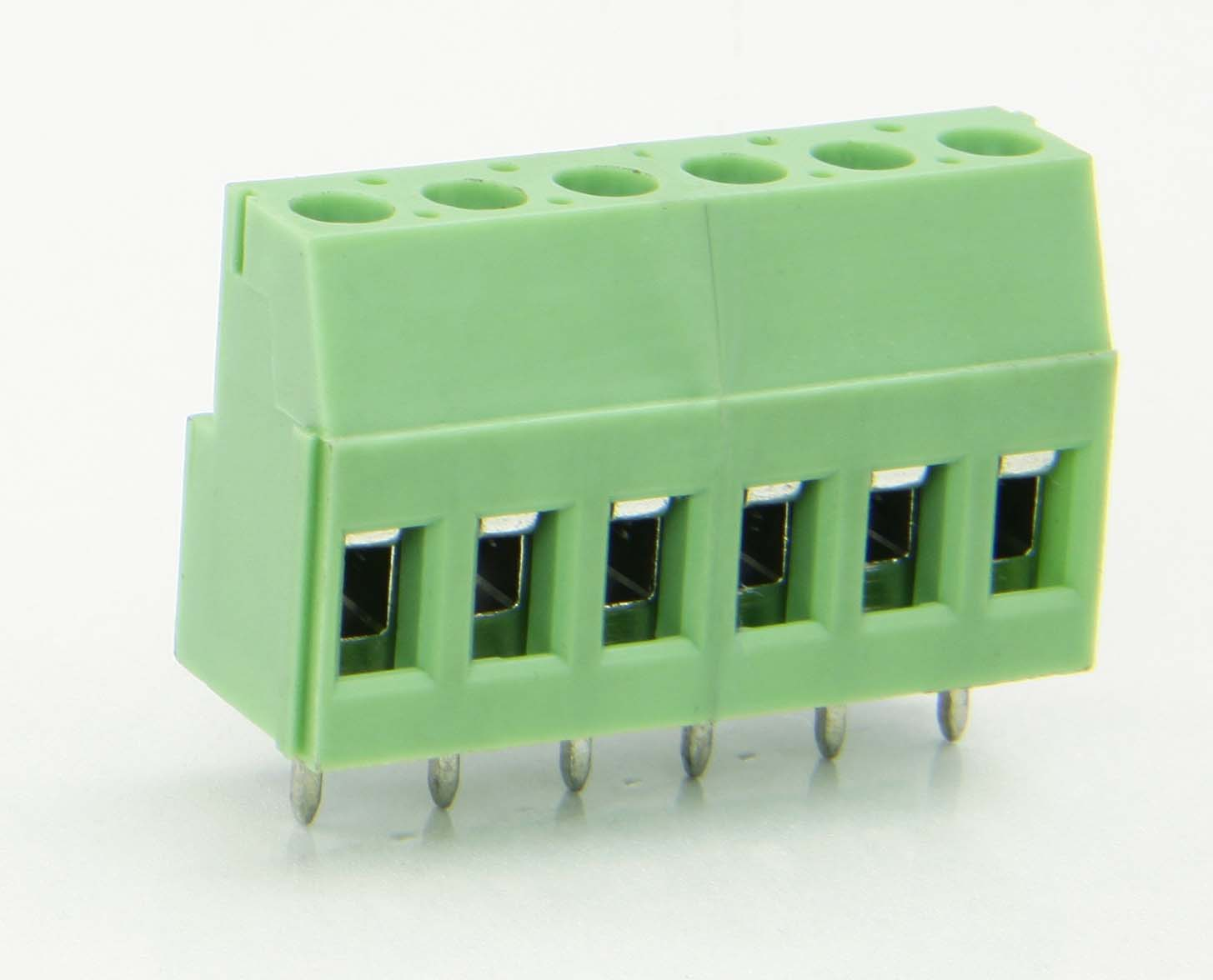 LP129-5.00 High Current PCB Connector