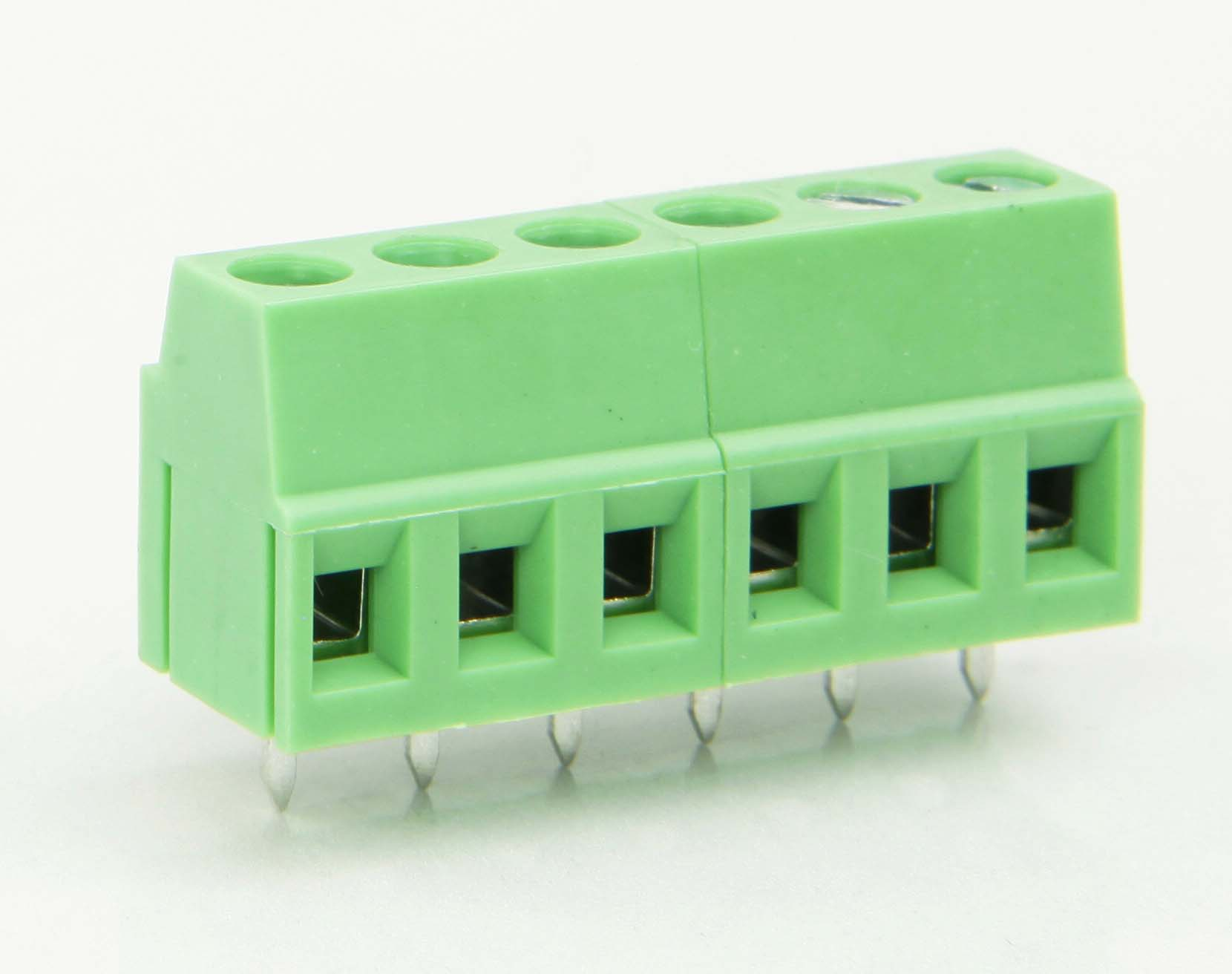 LP500-5.08 Coaxial Connector
