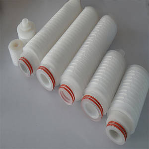 China microporous pleated filter manufacturer