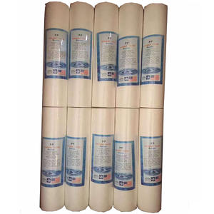 China PP melt blown water filter cartridge manufacturer