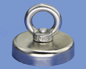 Custom Neodymium Magnet Pot For Sale