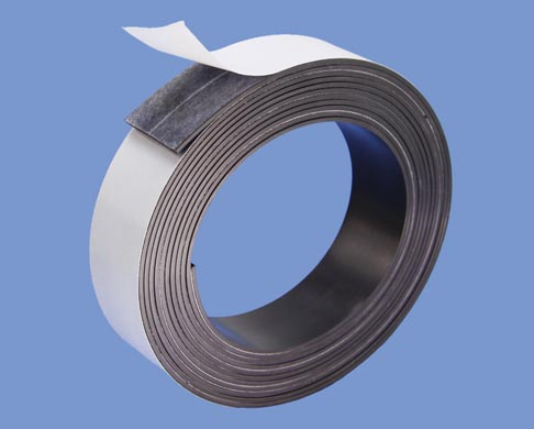 1.5mm X 25.4mm Strong Magnetic Tape with Economic Acrylic Adhesive