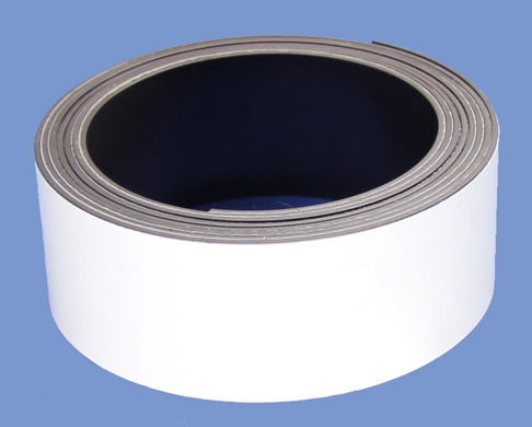 1.5mm X 40mm Strong Magnetic Tape with Economic Acrylic Adhesive