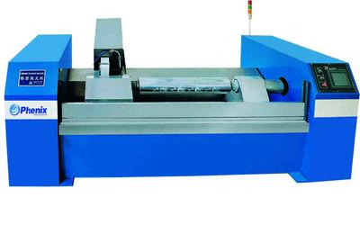 gravure cylinder making chrome polishing machine