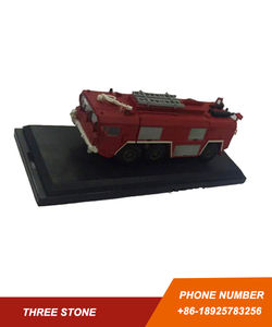 ASRENAL 1/87 FAUN 3500 resin scale model car