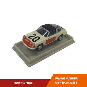 Custom-made plastic scale model car manufacturers