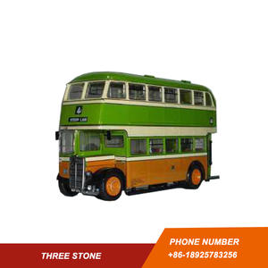 China high quality bus model making