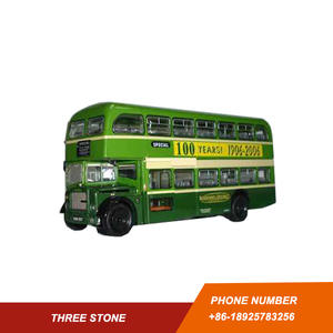 China high quality diecast bus model suppliers