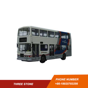 Wholesale high quality diecast model buses factory