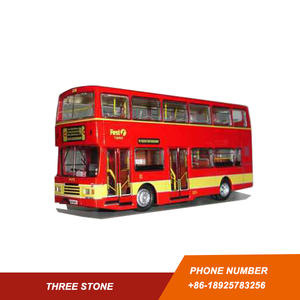 Customized diecast model bus suppliers
