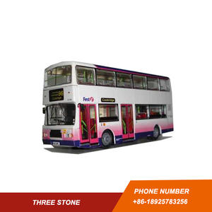 Custom-made bus model manufacturers