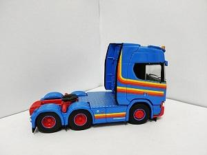 TEKNO Scania S old skool 1/50铸造模型车