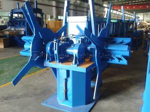Double Uncoiler For Pipe Mill Line
