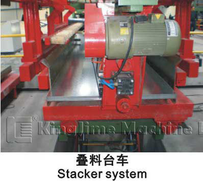 KJH60 series High Speed steel Cut to length line machine
