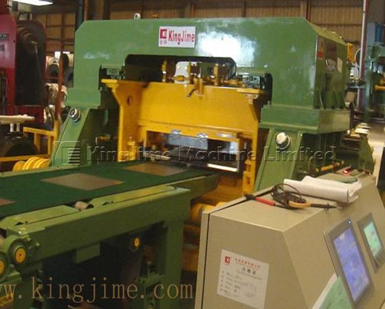 KJF60-3-650 rotary flying cutting line