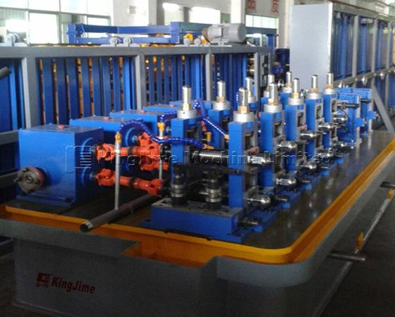 KJ45/60 carbon steel pipe production lines