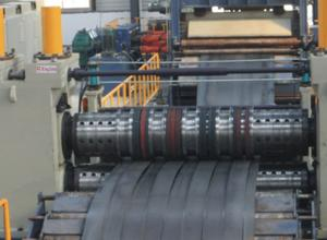 KJS40 Series Heavy Duty Steel Slitting Line