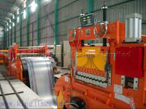 Straightening Machine For 0.6-6 Mm Thick Cutting Line Or Slitting Line(KJWH)
