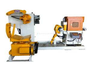 TNCF4 Series Automatic 3 In 1 Feeder For Steel Coil