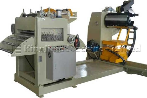 Decoiler straightener&Servo Feeder(BAL)