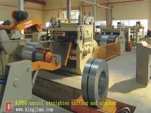 High Speed steel Cut to length line