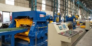 cutting line machine for sheet