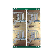 High frequency circuit board—2L