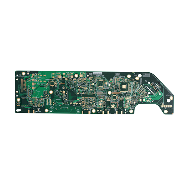 Green car Multi-layers pcb board—6L