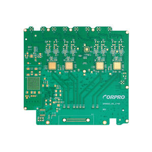 Cheap hybrid multi-layer board production